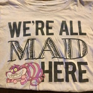 Disney Alice in Wonderland T-shirt